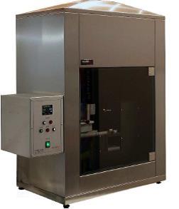 Model EB05 Испытательная установка с камерой, для подключения к вытяжной системе