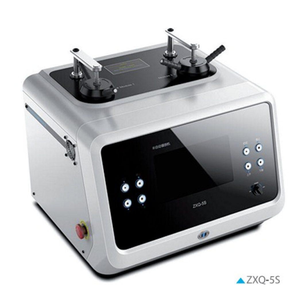 Автоматический пресс для запрессовки образцов ZXQ-5S