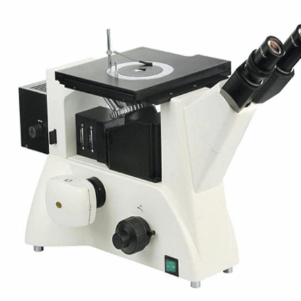Металлографический микроскоп WY-D