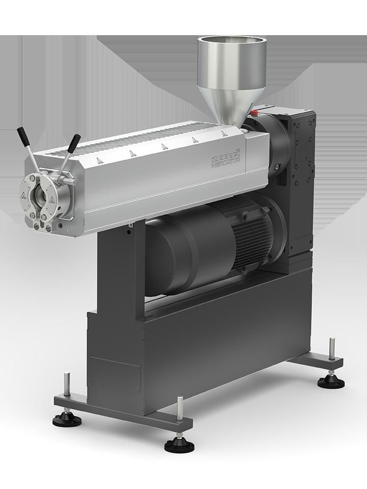 одношнековый экструдер диаметр 45