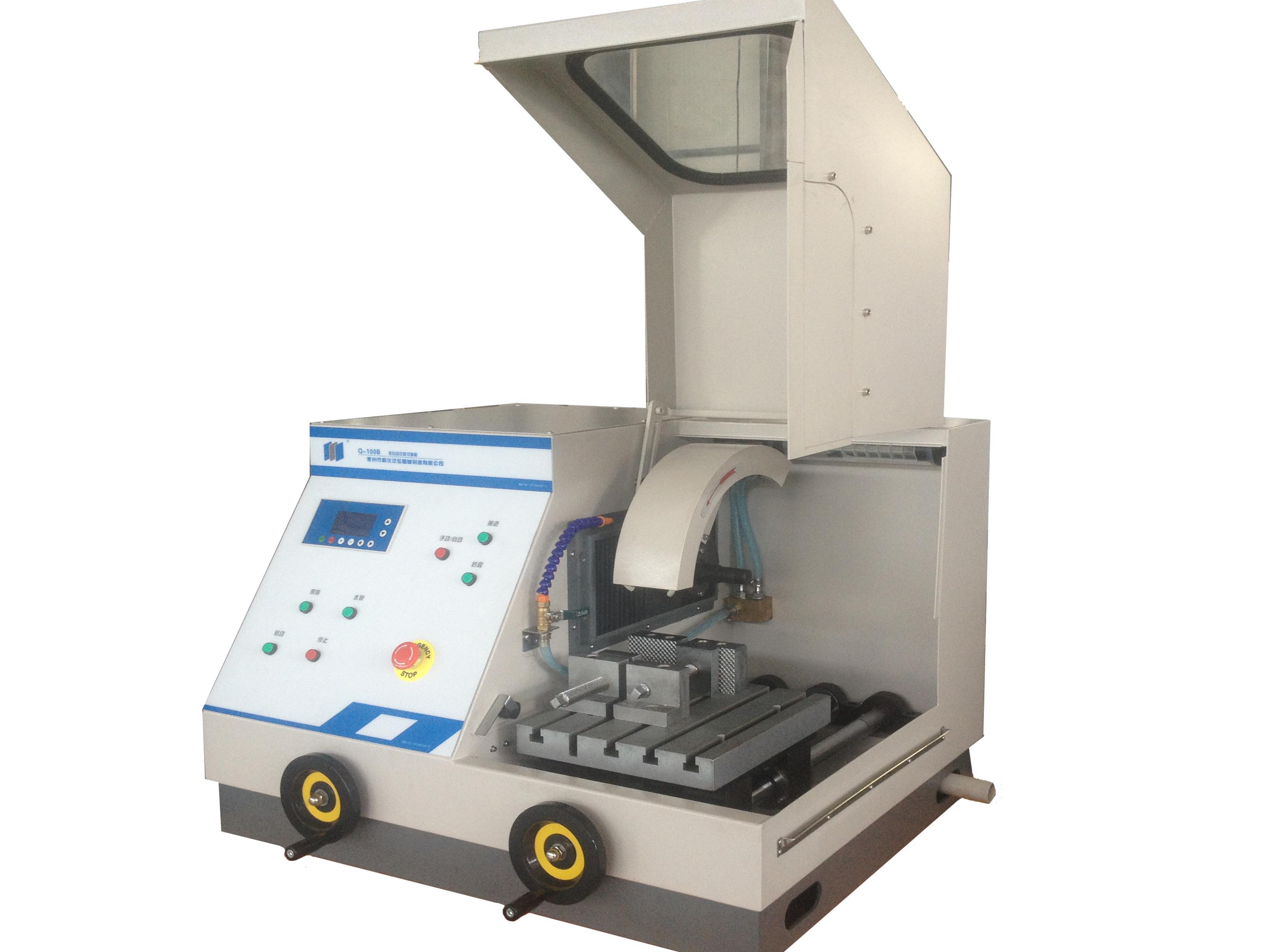 Автоматические отрезные станки Q-80Z/100B