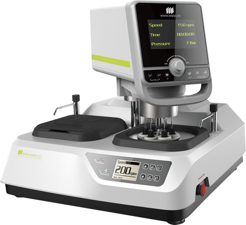 Автоматический шлифовально-полировальный станок MoPao 4S