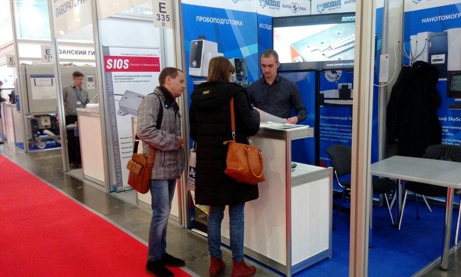 Выставка испытательного и контрольно-измерительного оборудования Testing & Control 2018