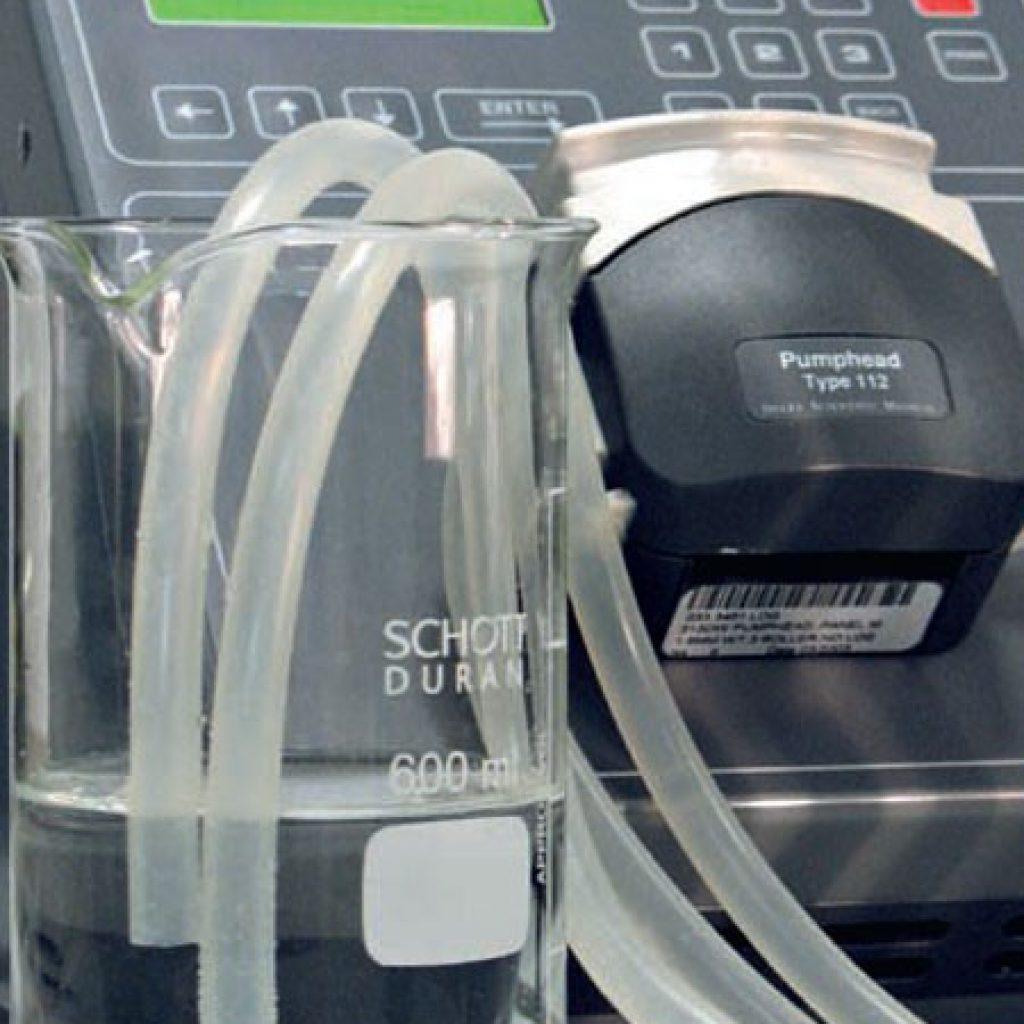 Анализатор загрязнения жидкости