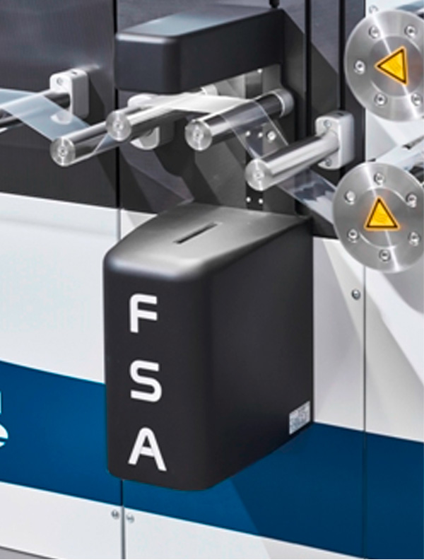 Анализатор поверхности плёнки FSA100