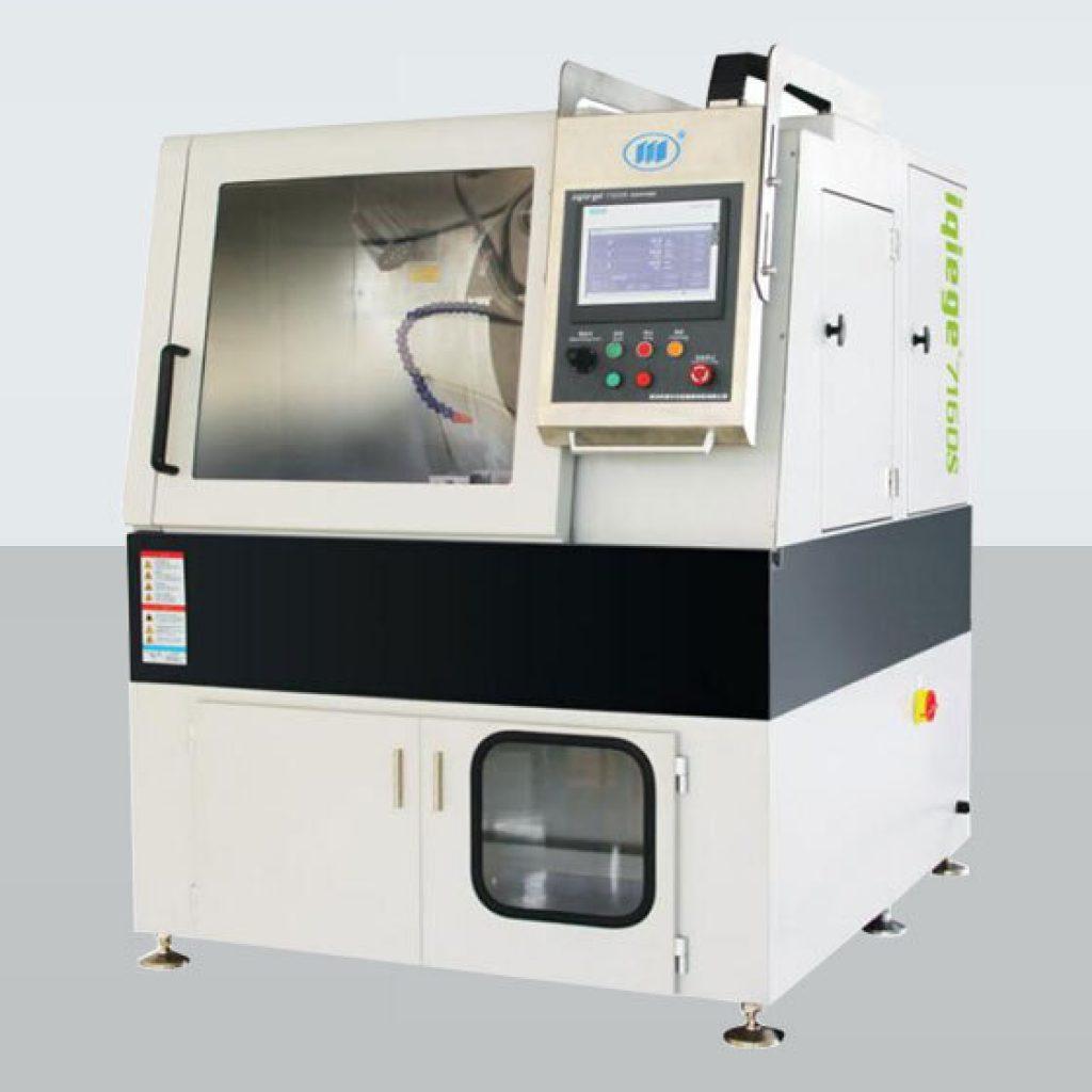 Автоматическая машина для резки металлографических образцов
