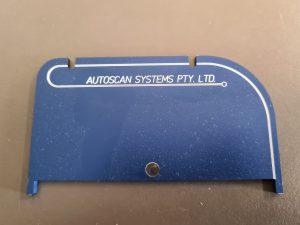 Держатель слайда Zeiss для одного стандартного стеклянного слайда размером 25х75 мм