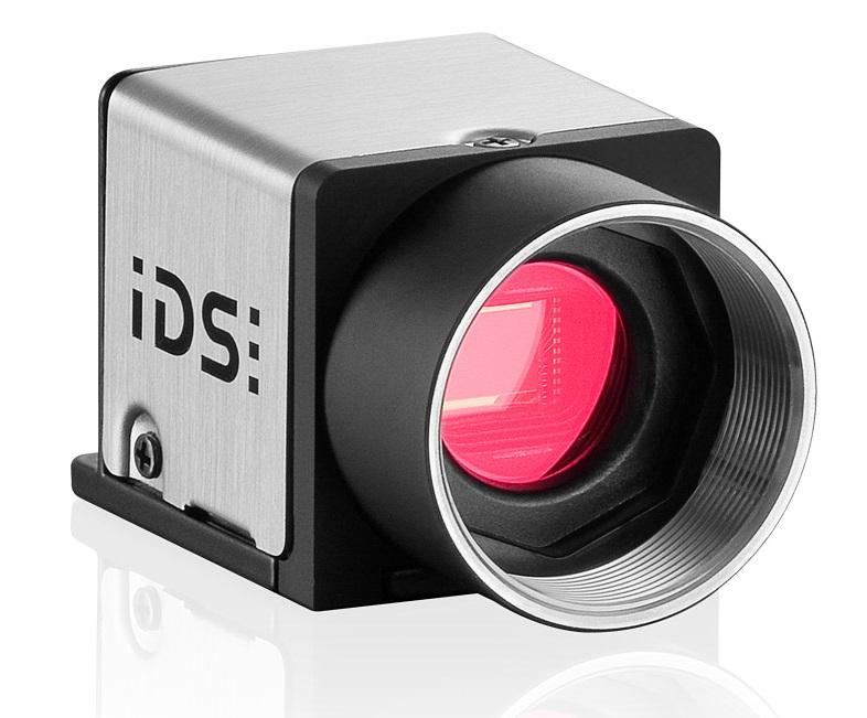 Цветная цифровая камера IDS с высоким разрешением.