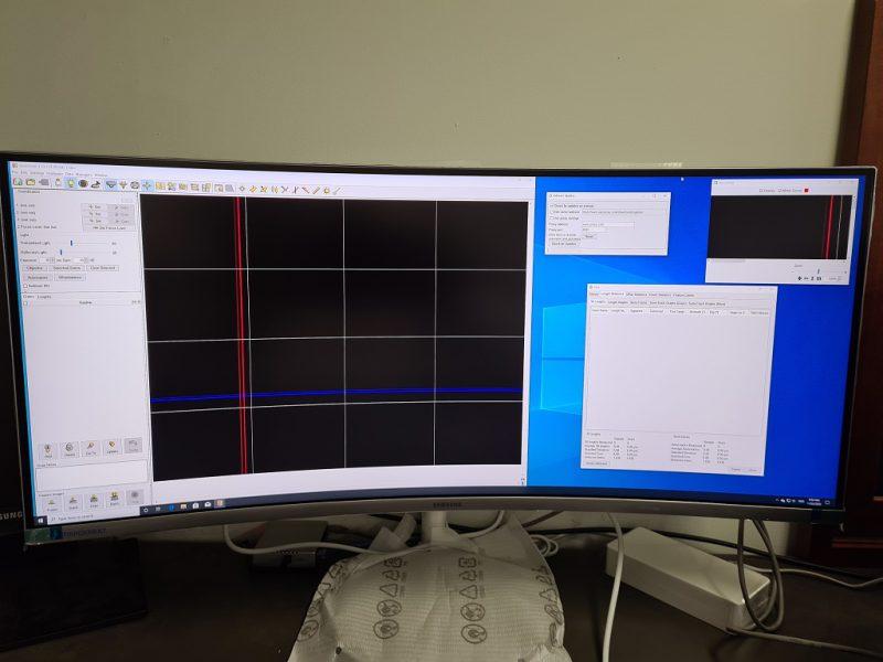 34-дюймовый изогнутый широкоэкранный монитор ВМЕСТО двух мониторов 24 дюйма
