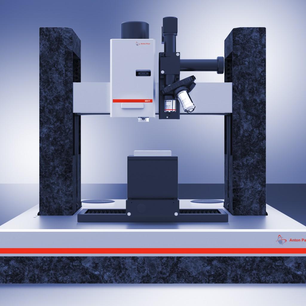 Микротвердомер МHT на Компактной платформе с Видеомикроскопом