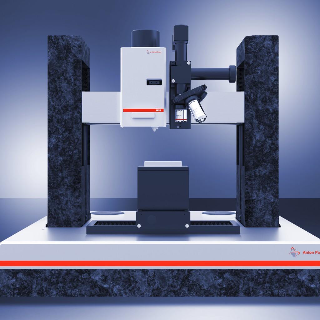 Микро Скретч Тестер MST с Нанотвердомером, AFM на Компактной платформе СPX с Видеомикроскопом