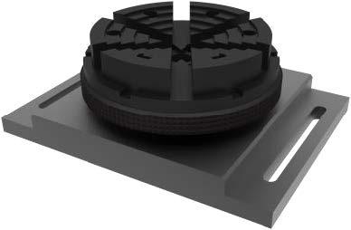 Патронный держатель дисковых образцов
