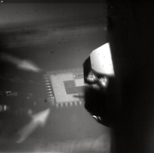 Две встроенных в AFM видеокамеры