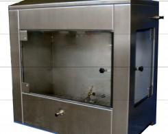 Камера сгорания для испытания строительных материалов АА06