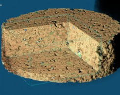 Геология. Лабораторные исследования керна