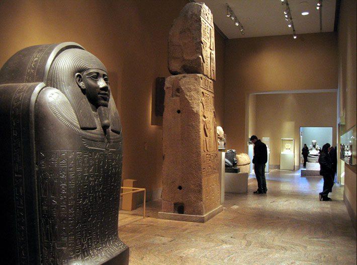 Сотрудничество корпорации Bruker с музеями