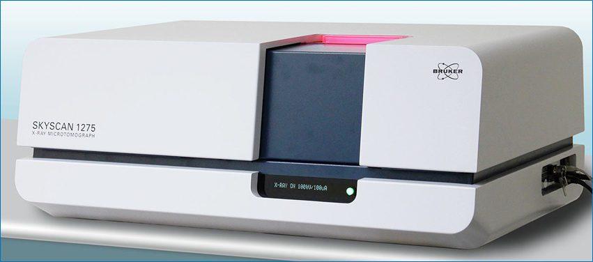 Новый микротомограф SkyScan 1275