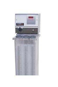 Прибор для определения плотности пластмасс методом градиентной колонки